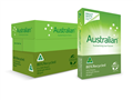 AUSTRALIAN 80 RECYCLED A4 80GSM COPY PAPER 500 SHEETS