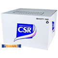 CSR RAW SUGAR STICKS 3GM BOX OF 2500