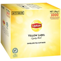 LIPTON YELLOW LABEL ENVELOPE TEA BAGS 1200S