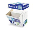 DOUBLE A CLEVERBOX A4 COPY PAPER WITH 2500 SHEETS