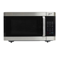 NERO STAINLESS STEEL MICROWAVE 42L