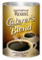 INTERNATIONAL ROAST INSTANT COFFEE CATERERS BLEND 1KG TIN