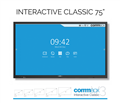 COMMBOX  INTERACTIVE CLASSIC 75 V3