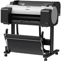 CANON IPFTM200 24INCH 5 COLOUR GRAPHICS LARGE FORMAT PRINTER WITH STAND
