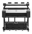 CANON IPFTM300 36INCH 5 COLOUR GRAPHICS LARGE FORMAT PRINTER WITH STAND